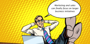 5 Observations to Get Your Sales Force Selling More and Marketing Less [PART 2]